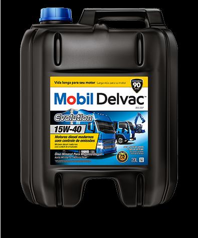 MOBIL DELVAC™ EVOLUTION 15W-40