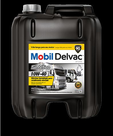 MOBIL DELVAC™ SINTÉTICO <no-breakline>10W-40</no-breakline>