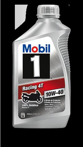 MOBIL 1 RACING™ 4T 10W-40