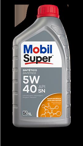MOBIL SUPER™ 5W-40 SINTÉTICO