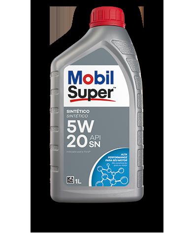 MOBIL SUPER™ 5W-20 SINTÉTICO