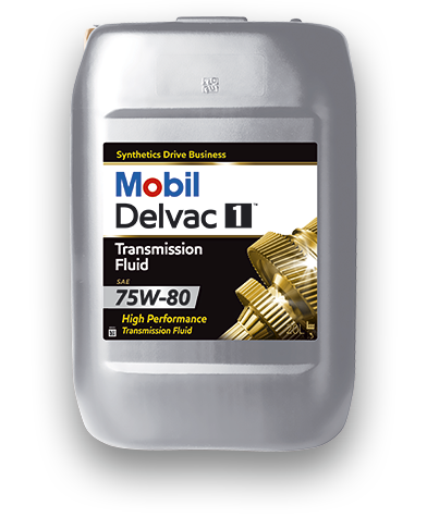 MOBIL DELVAC 1™ TRANS FL 75W80