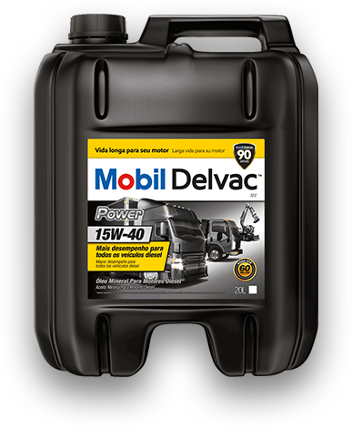 MOBIL DELVAC™ POWER 15W-40