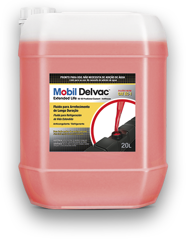 MOBIL DELVAC™ EXTENDED LIFE 50/50