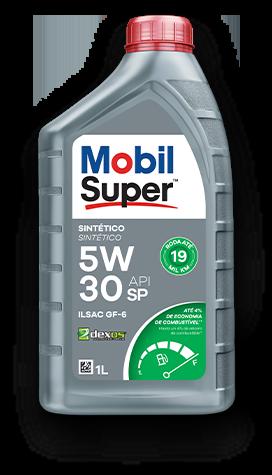 MOBIL SUPER™ 5W-30 SINTÉTICO D1