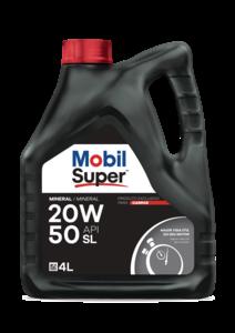 MOBIL SUPER™ 20W-50 MINERAL